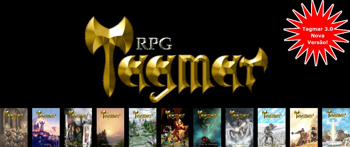 Sistema Tagmar 3 de RPG